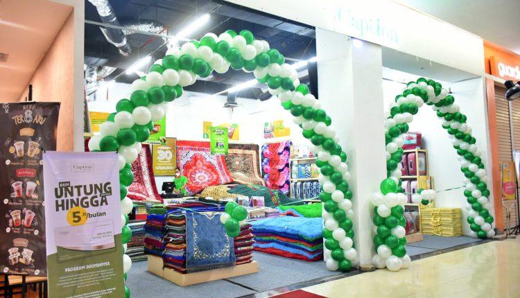 Caption Home Store hadir di Lantai Lower Ground Artos Mall Magelang.