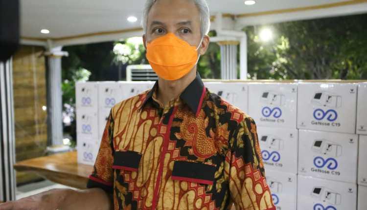 Ganjar Pranowo soal isu impor beras oleh pemerintah