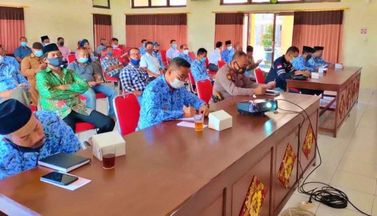 Sosialisasi Pekerjaan Peningkatan Jalan Magelang Bandongan Kaliangkri (17/3/2021)