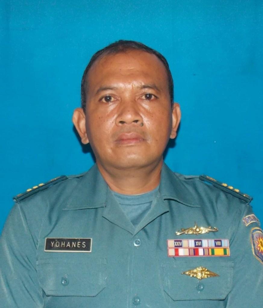 Kapten Laut Yohanes Heri Santoso