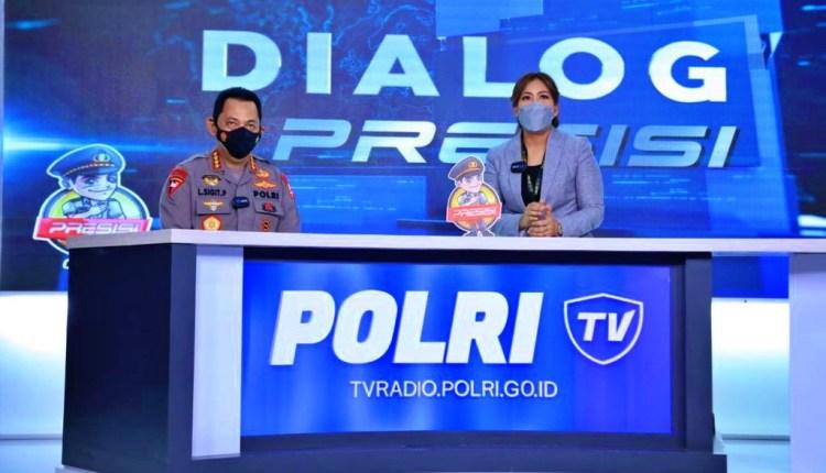 Polri TV diresmikan oleh kapolri