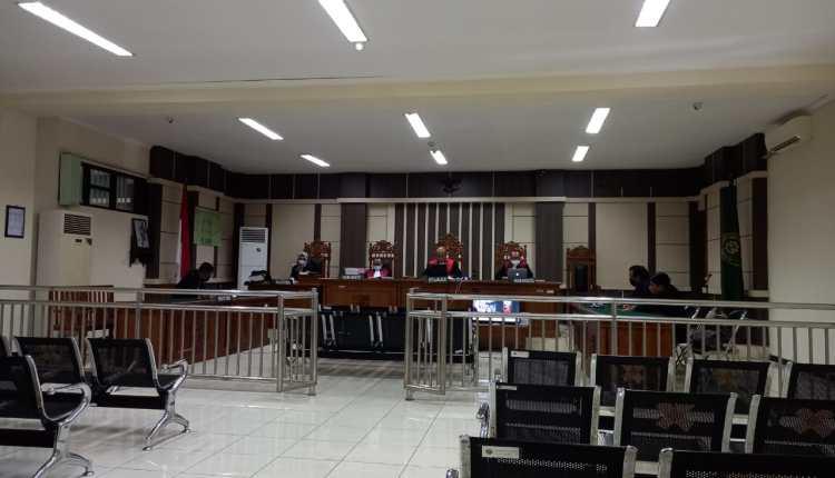 Sidang Kasus PTSL Borobudur di Pengadilan Tinggi Semarang (20/4/2021)