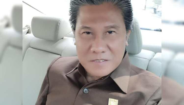 TEGAS: Ketua DPRD Kota Magelang Budi Prayitno. (foto: ist)