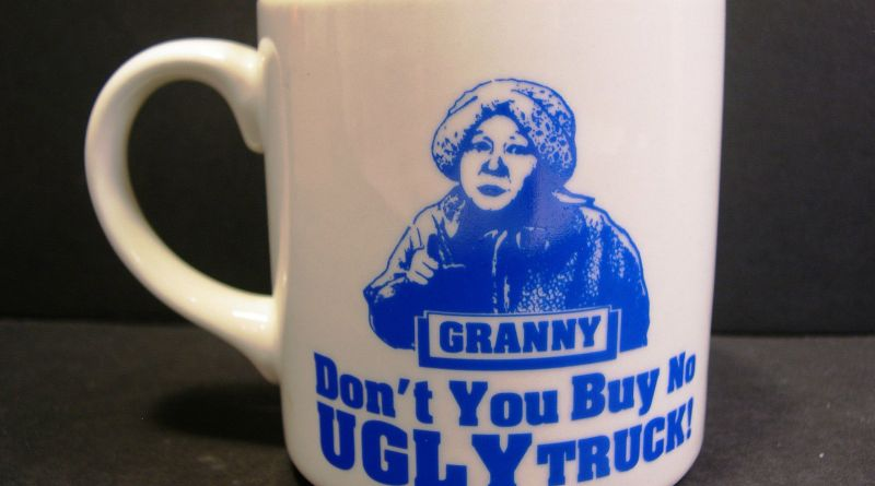 Don't You Buy No Ugly Truck!