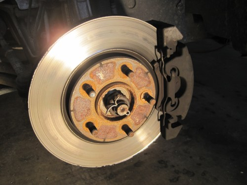 small resolution of brakes and rotor