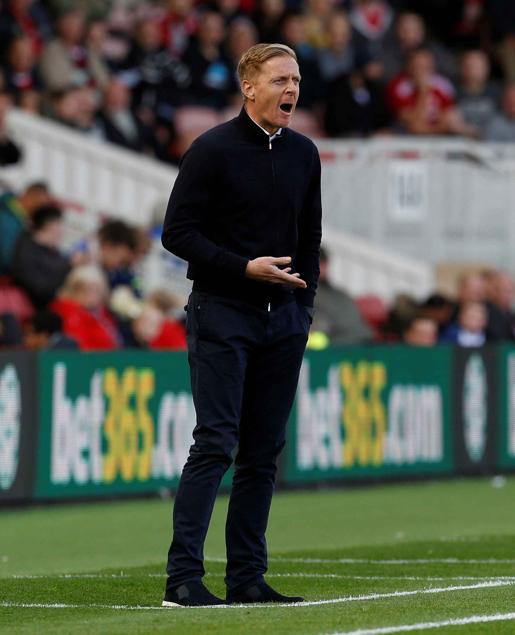 Garry Monk Trying To Be Optimistic While Boro Are Lacking Consecutive Good Performances
