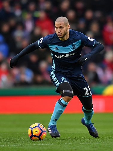Guedioura reveals why he hasn't played for Boro this season