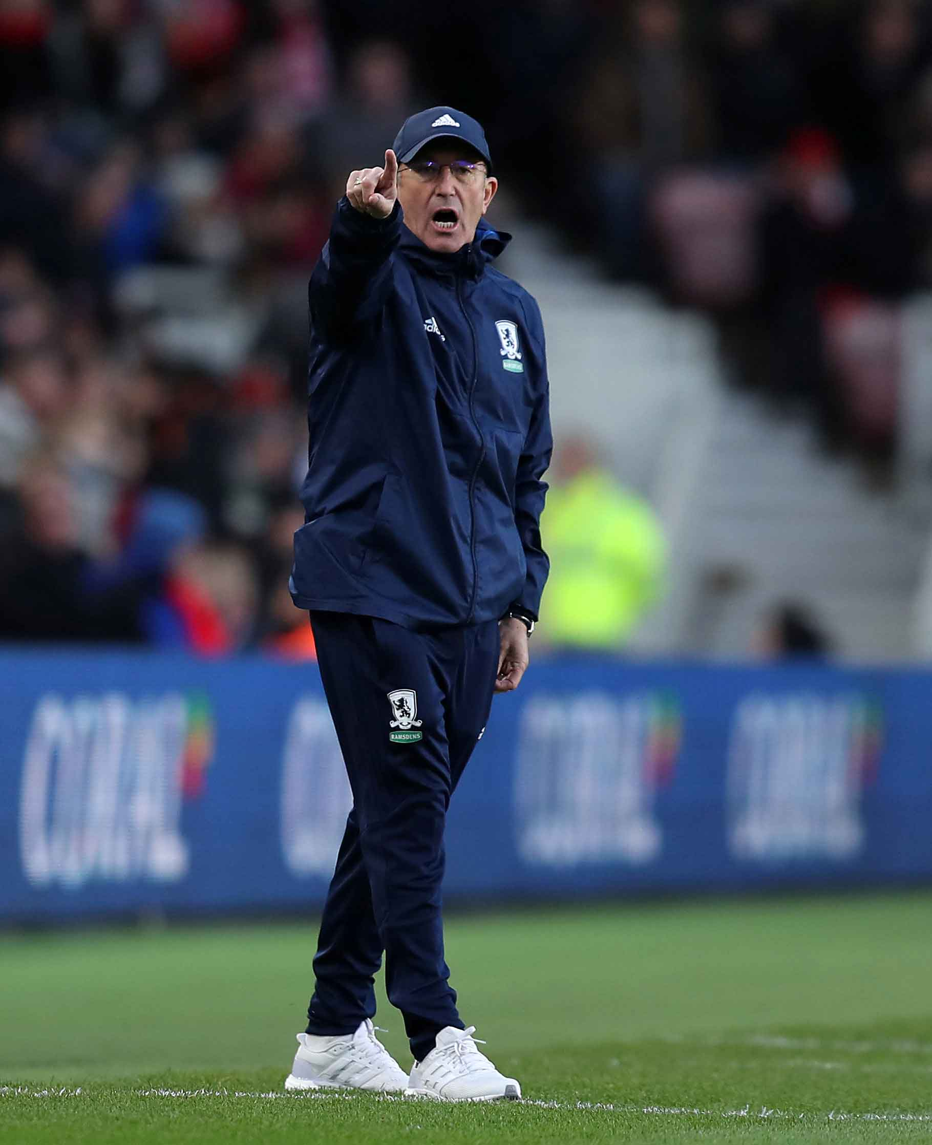 Tony Pulis Starting To Show Why He Was Brought To Boro