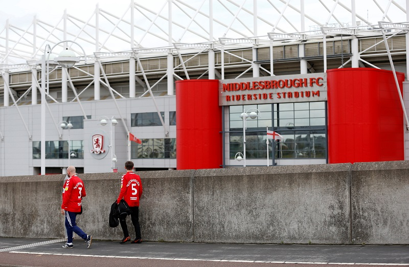Middlesbrough Vying With Newcastle And Six Other Teams For National League Starlet