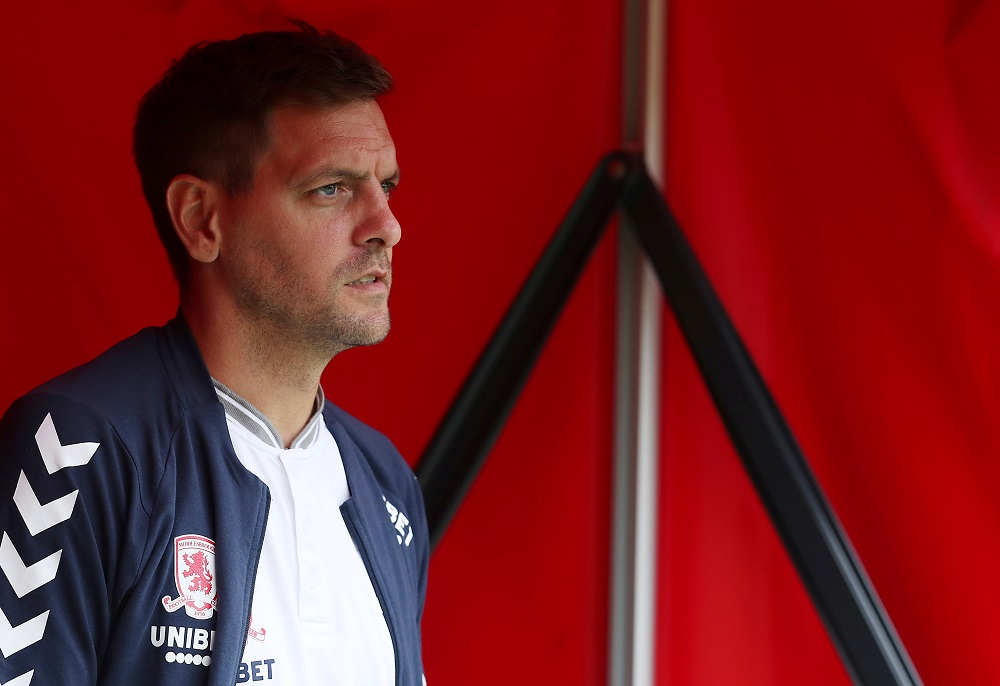 Woodgate Convinced Boro Have Found A Gem After Seeing New Signing Just A Few Times in Training