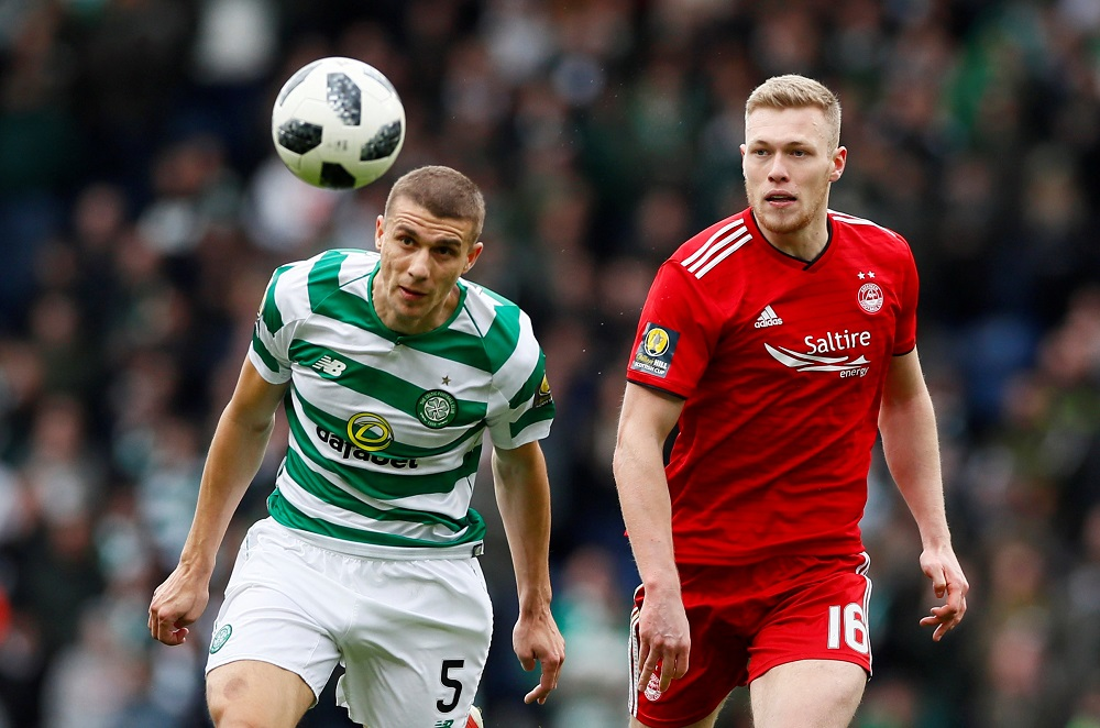 Middlsebrough In Four Team Tussle For £2m Rated Scottish Premiership Marksman