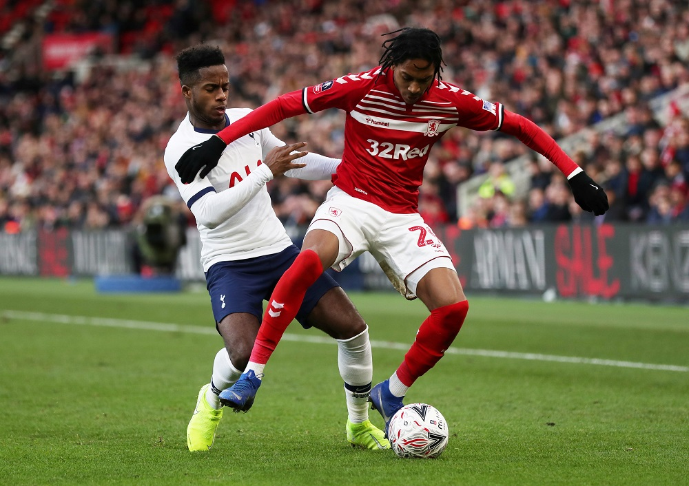 Spurs Target Boro Teenage Sensation After Impressing Jose Mourinho In Cup Clash