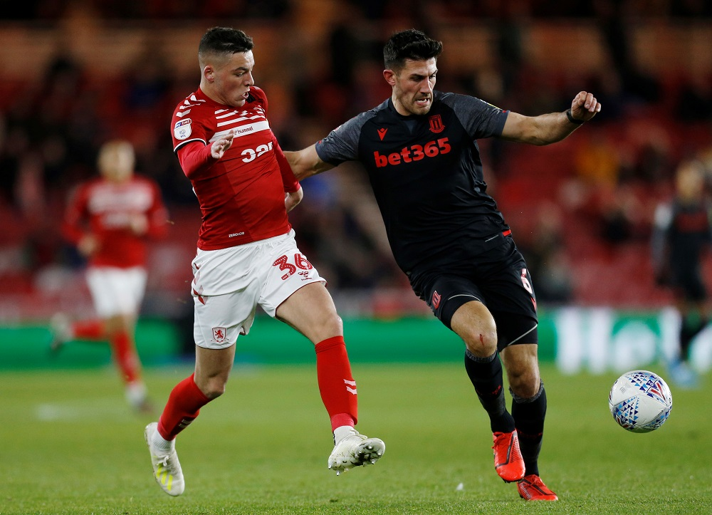 Middlesbrough Starlet Makes First Team Vow After Making Strides Out On Loan
