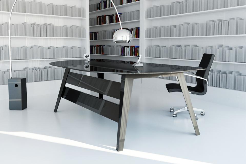 Mesas de despachoescritorio  Boronia Home