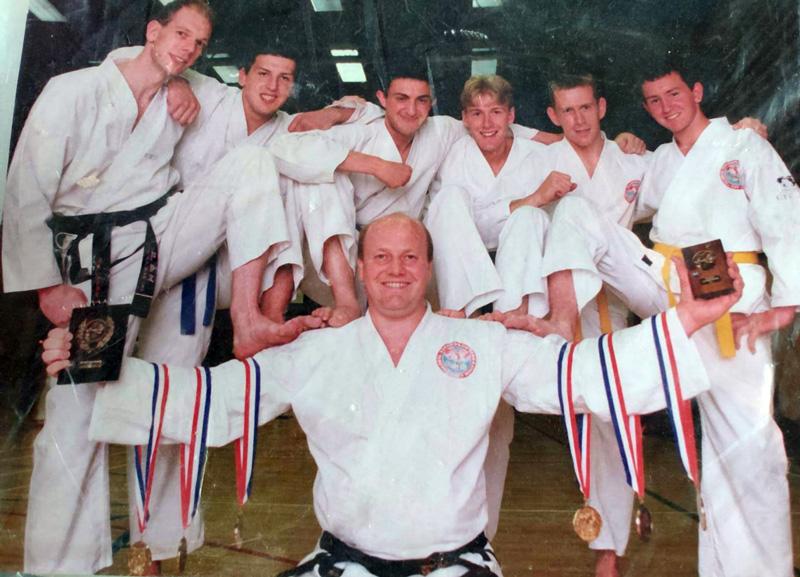 Return of Boro Taekwondo