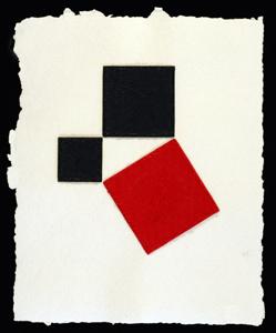 Mel Bochner, Theorem of Pythagoras. 1997.