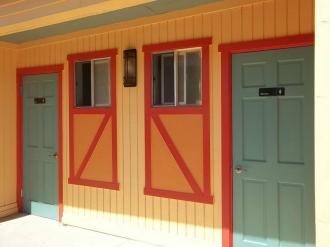 Borrego Clubhouse Bathrooms