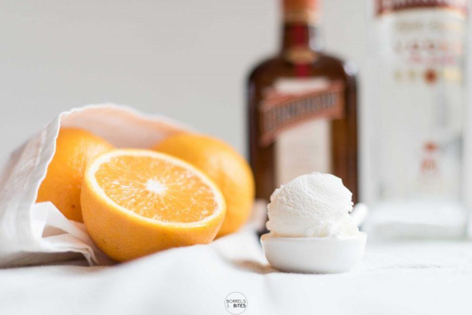 scroppino yoghurt sinaasappel