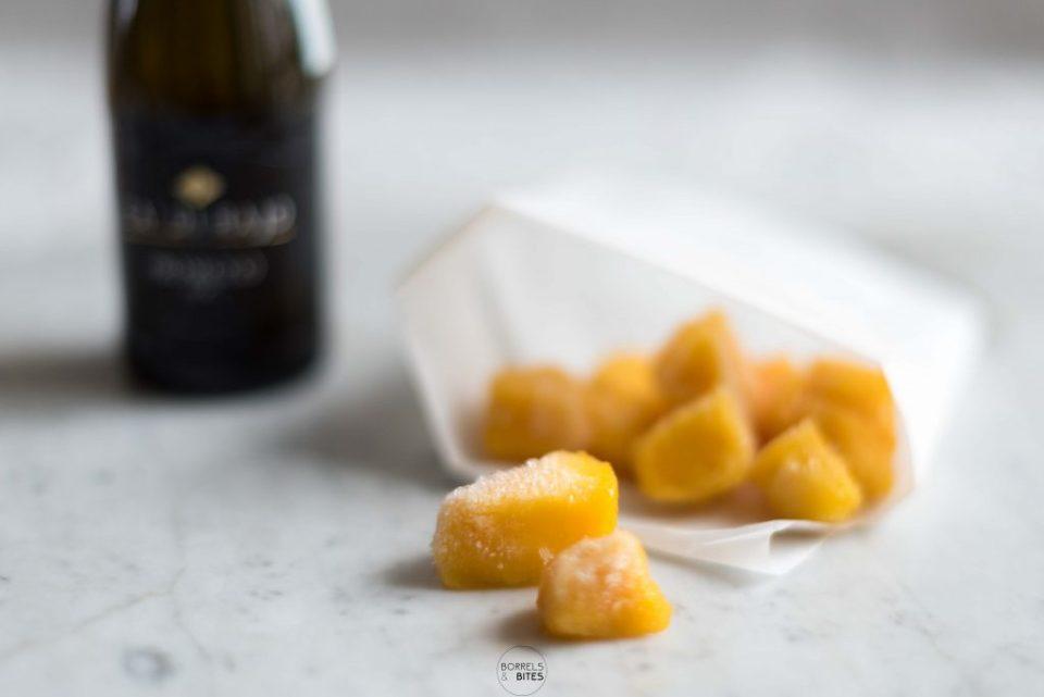 frozen mango bellini