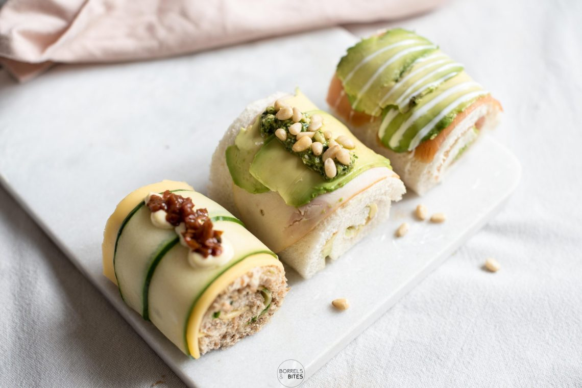 sandwich rolletjes