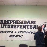 Errepresioari autodefentsa | Contra la represión autodefensa