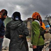 Mensajes del PKK en el Newroz