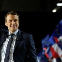 Elecciones francesas. Punkis de postal