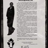 El socialismo revolucionario abertzale: Kas y Ekin (II)