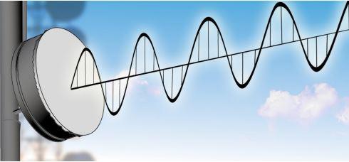 polarizacion vertical antena