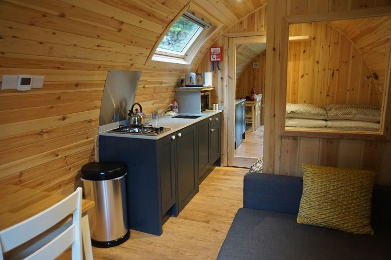 Borrowdale Glamping Pods