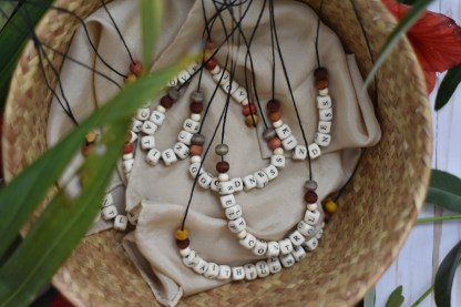 Fruit of the Spirit Beaded Necklaces