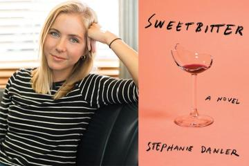 Stephanie Danler's Debut Novel SWEETBITTER