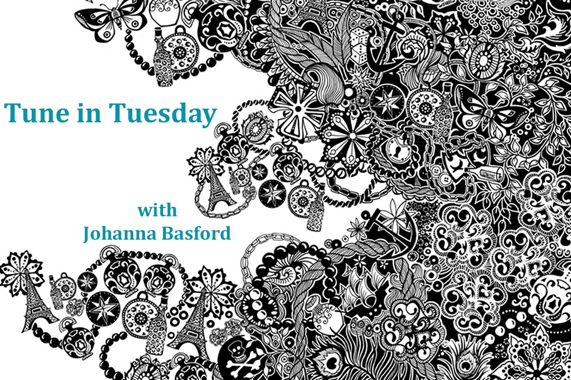 Johanna Basford The Hugely Popular Illustrator Behind Adult Coloring Books Joins Beaks And Geeks To Talk About Personal Inspirations Her Art