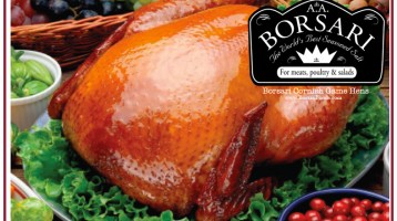 Borsari Cornish Game Hen