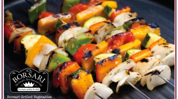 Borsari Grilled Vegetables