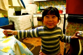 how i love this little girl