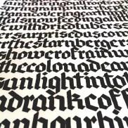 textura practice and gibberish