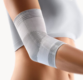 BORT Dual-Tension Elbow Support with Lateral Splints for Extra Support-0