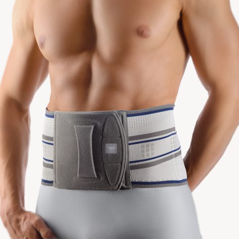 BORT StabiloBasic Back support with pad -138