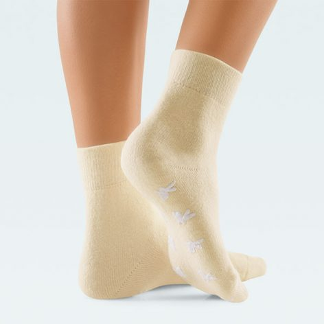 CLIMACare® Angora Wool Foot Warmer- Pair, Perfect for Arthritis & Cold Sensitivity-0