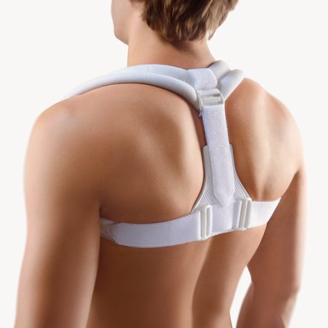 BORT Backpack Clavicle Posture Support-0