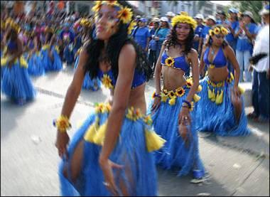 chicas hawaii