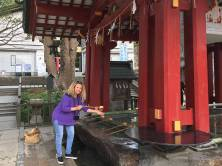 Dazaifu-tempelet bringer hell og lykke dersom man utfører ritualene riktig.