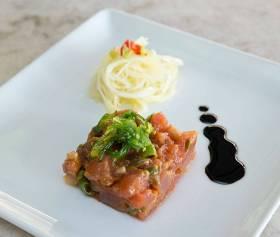 Guadeloupe restaurant mat