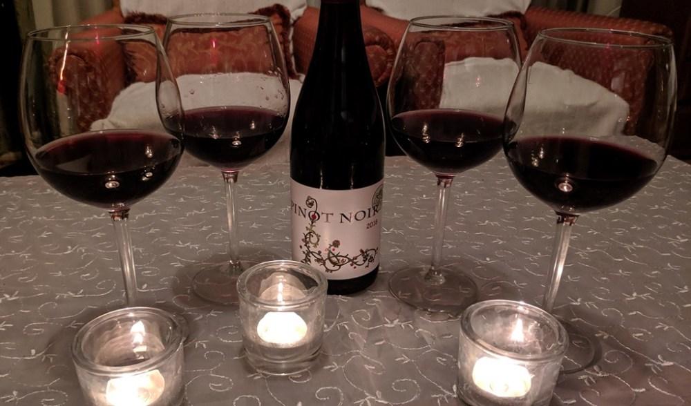 Losonci Bálint Pinot Noir 2018 értékelés
