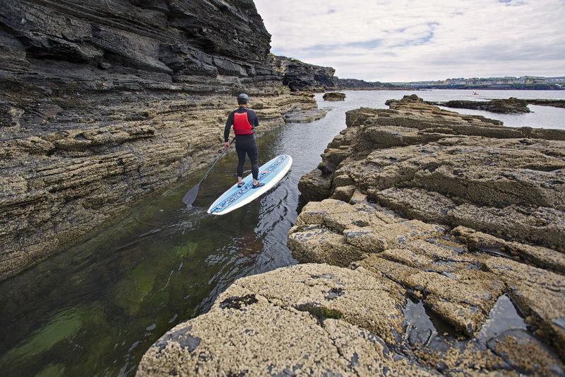 paddle boarding ireland