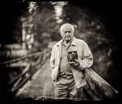 Rajko Henigman, a retired photgrapher