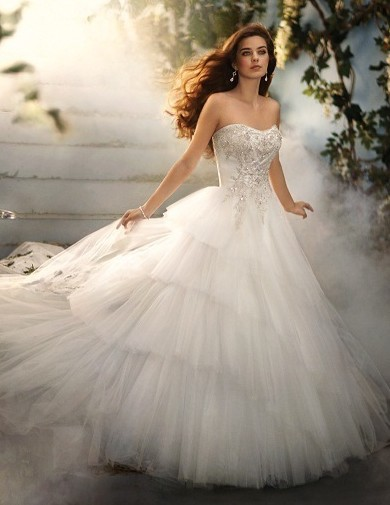 Perfect bride needs beautiful wedding dress  This WordPresscom site is the bees knees