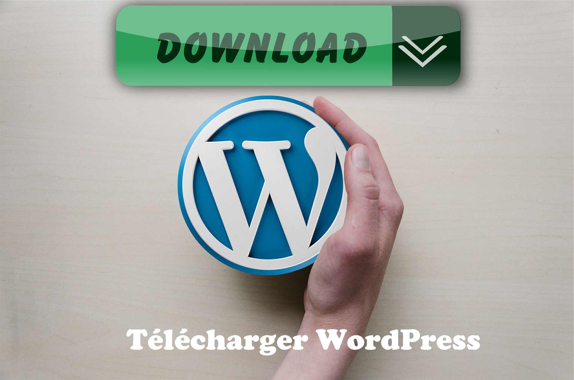 Comment telecharger wordpress ?