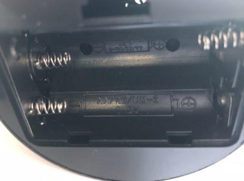 ランタン 乾電池